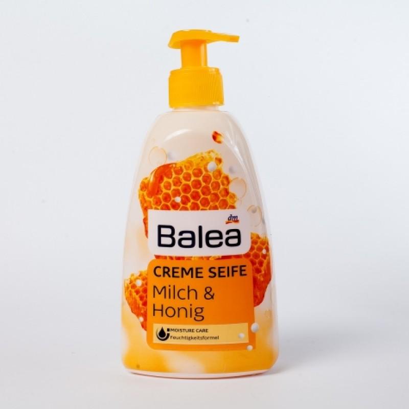 Рiдке мило Balea milch honig молоко i мед 500мл