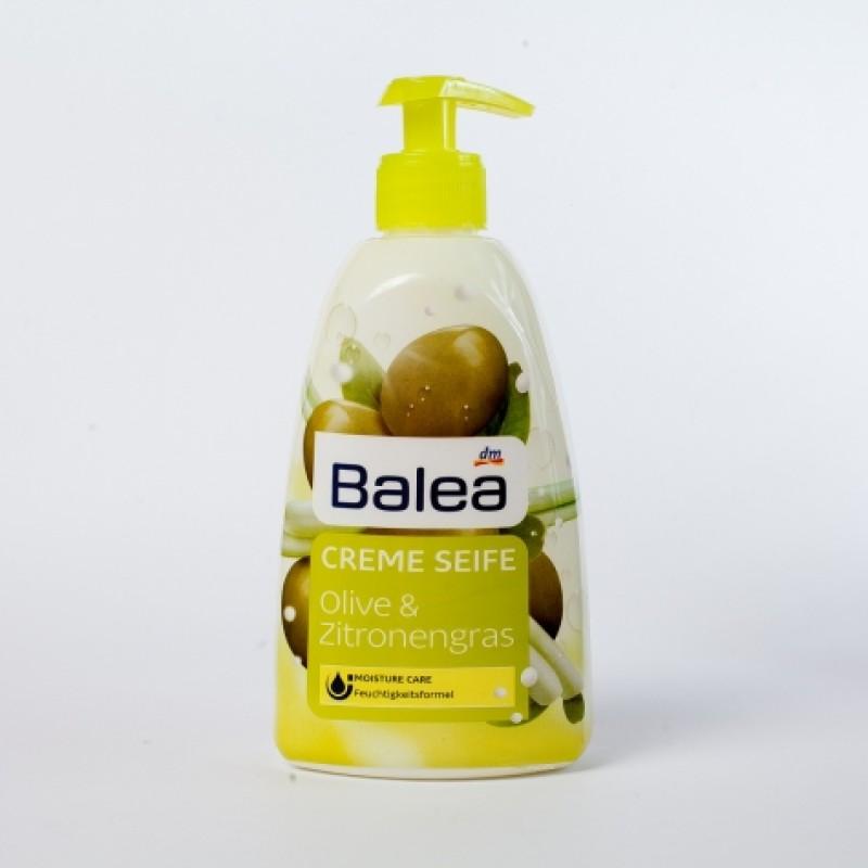 Рiдке мило Balea olive zitronengras 500мл