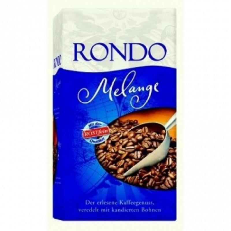 Кава мелена Rondo Melange 500г