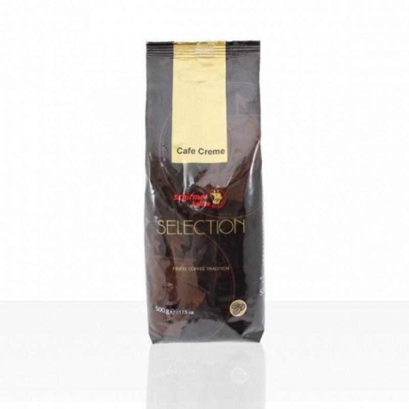 Schirmer Kaffee Selection Cafe Creme 1кг в зернах