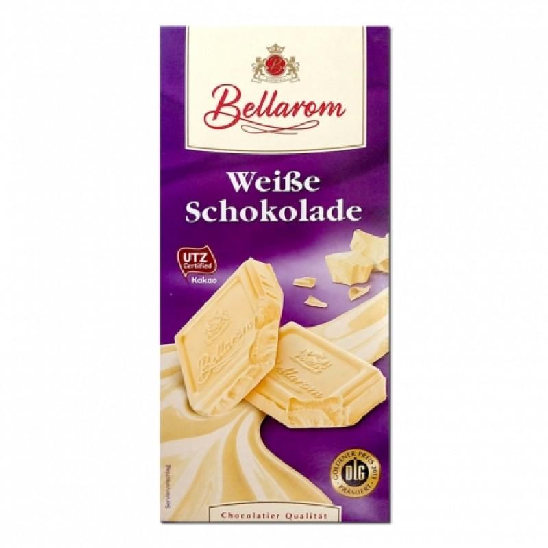 Шоколад Bellarom білий 200г