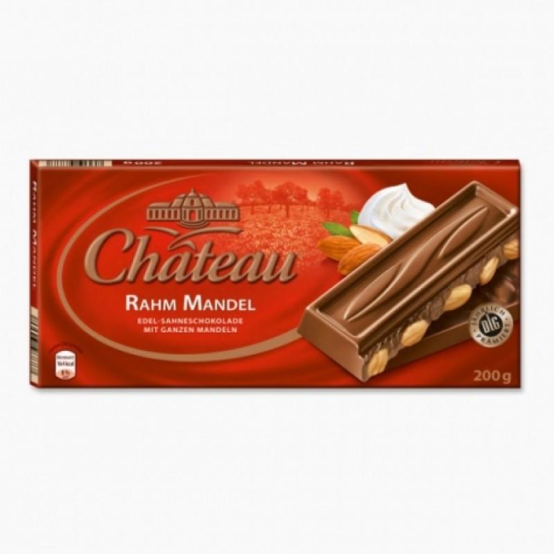 Шоколад Chateau Rahm Mandel 200г