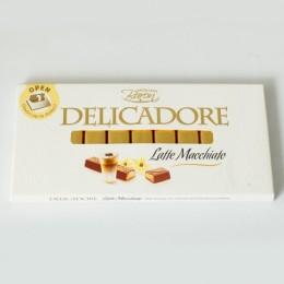 Шоколад Excellent Baron Delicadore латте макіато 200г