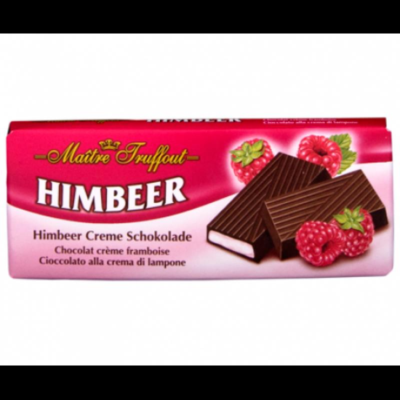 Шоколад Maitre Truffout малина 100г