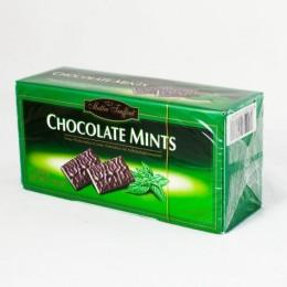 Шоколад Mautre Fruffout з мятним кремом 200г