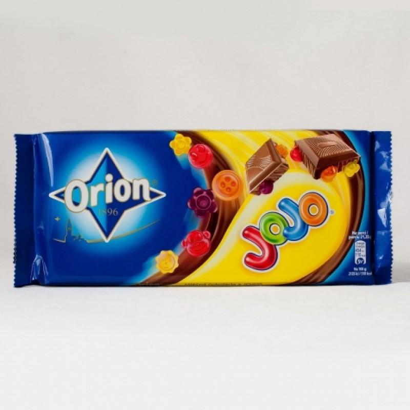 Шоколад Orion Jojo 170г