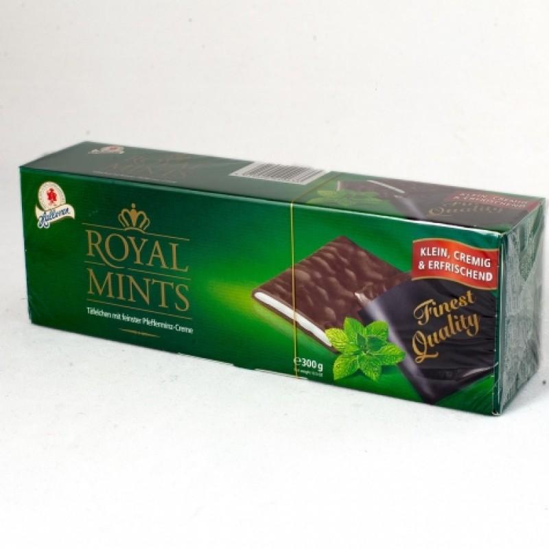 Шоколад Royal Midts мятний 300г