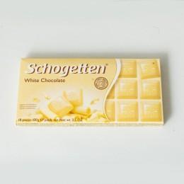 Шоколад Schogetten білий шоколад 100г