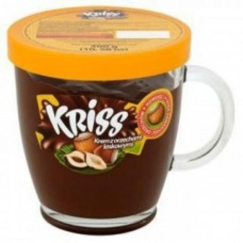 Шоколадна паста Kriss в чашцi 300г