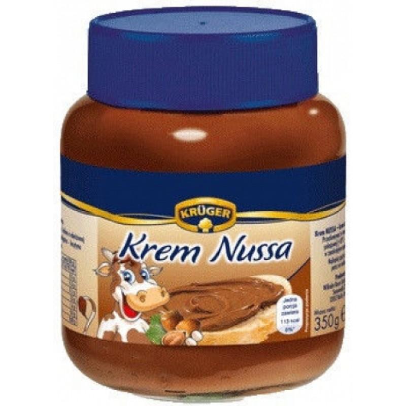 Шоколадна паста Kruger Pasta Nussa 750г