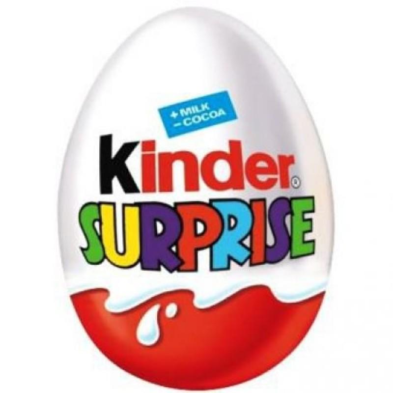 Шоколадне яйце Kinder surprise 20г