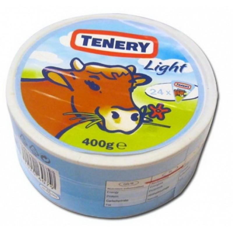 Сирки Tenery трикутники 24шт 400г