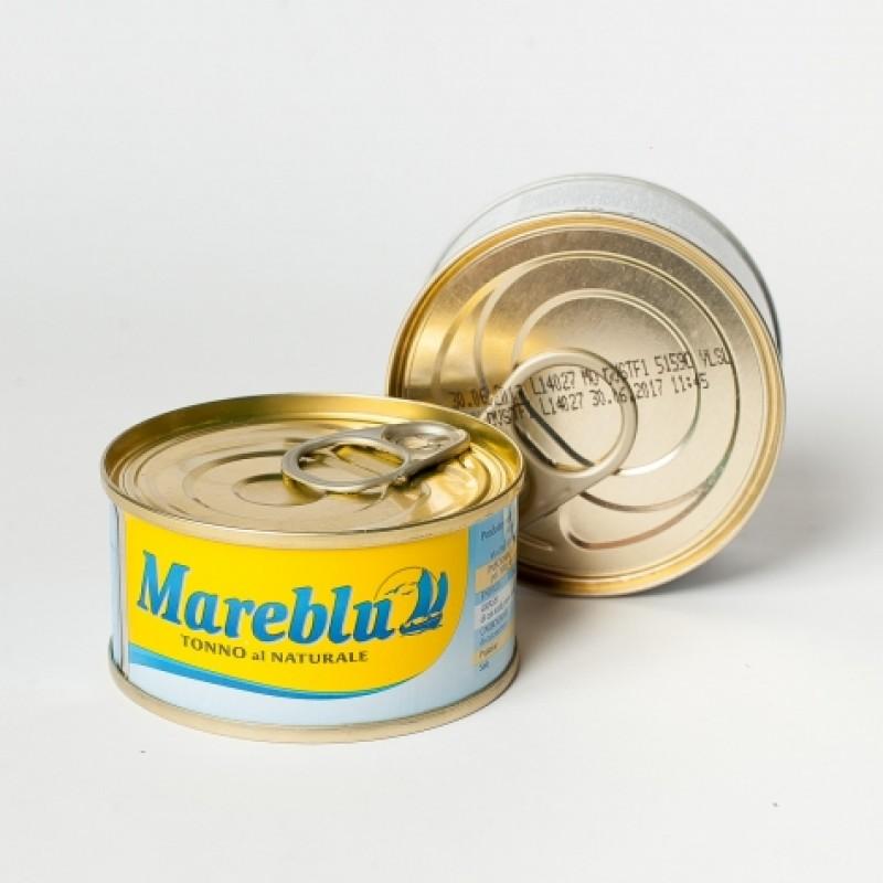 Тунець Moreblu в розсолi 80г