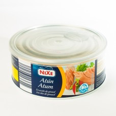 Тунець Nixe Atun в рослинній олії 900г