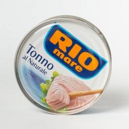 Тунець tonno Rio Mare 80г