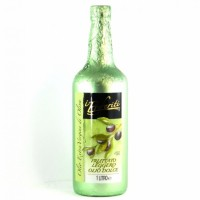 Оливкова олiя iPreferiti fruttato leggero olio dolce нефiльтрована 1л