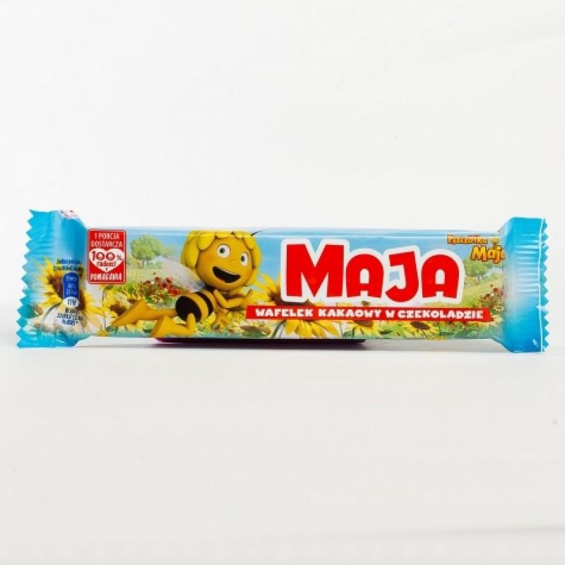 Вафелька Maja шоколадна 40г