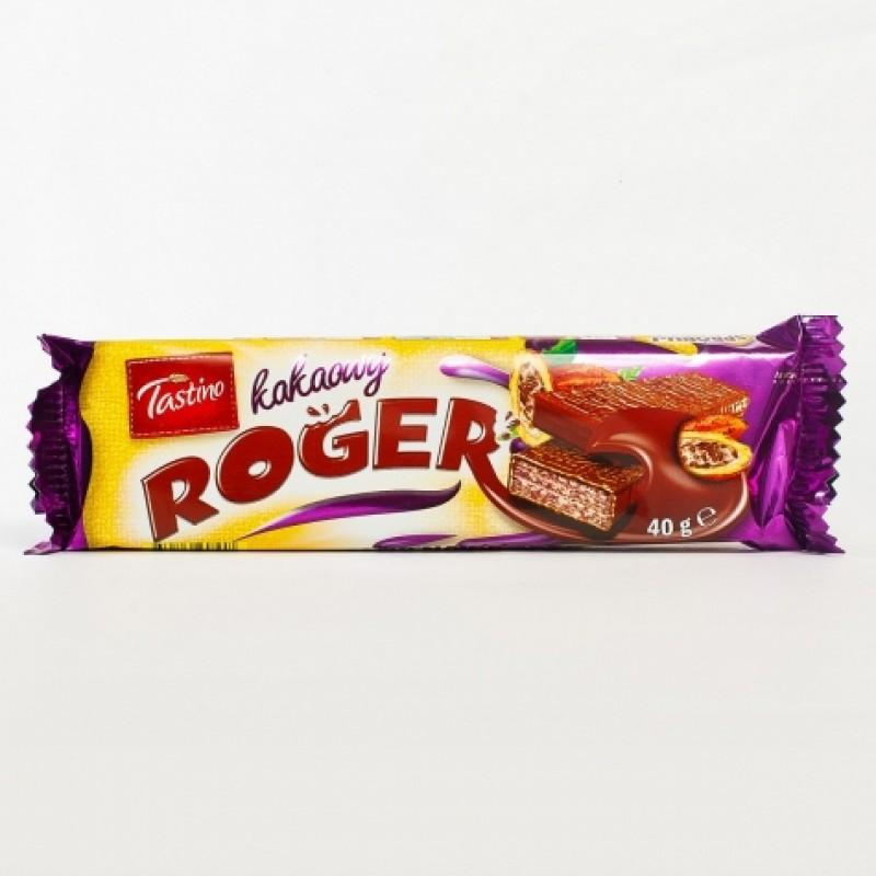 Вафлi Roger з какао 40г