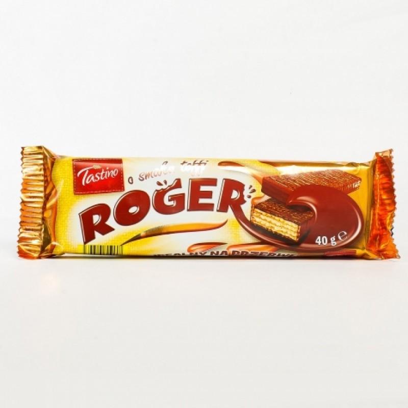 Вафлi Roger з тоффі 40г
