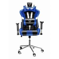 Diablo X-Eye чорно-синє геймерське крісло