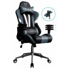 Diablo X-Eye сіро-біле геймерське крісло