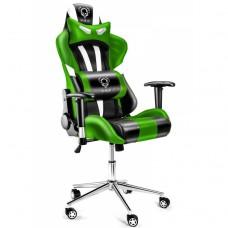 Diablo X-Eye чорно-зелене геймерське крісло
