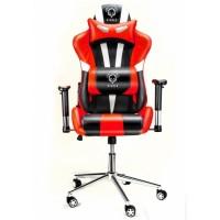 Diablo X-Eye чорно-червоне геймерське крісло