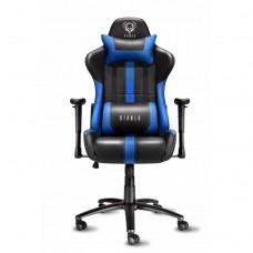 Diablo X-Player чорно-синє геймерське крісло