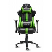 Diablo X-Player чорно-зелене геймерське крісло