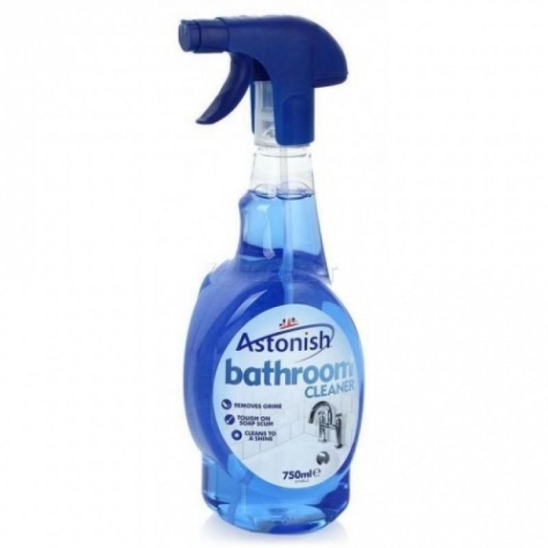 Засіб Astonish Bathroom для чищення ванної кімнати 750мл