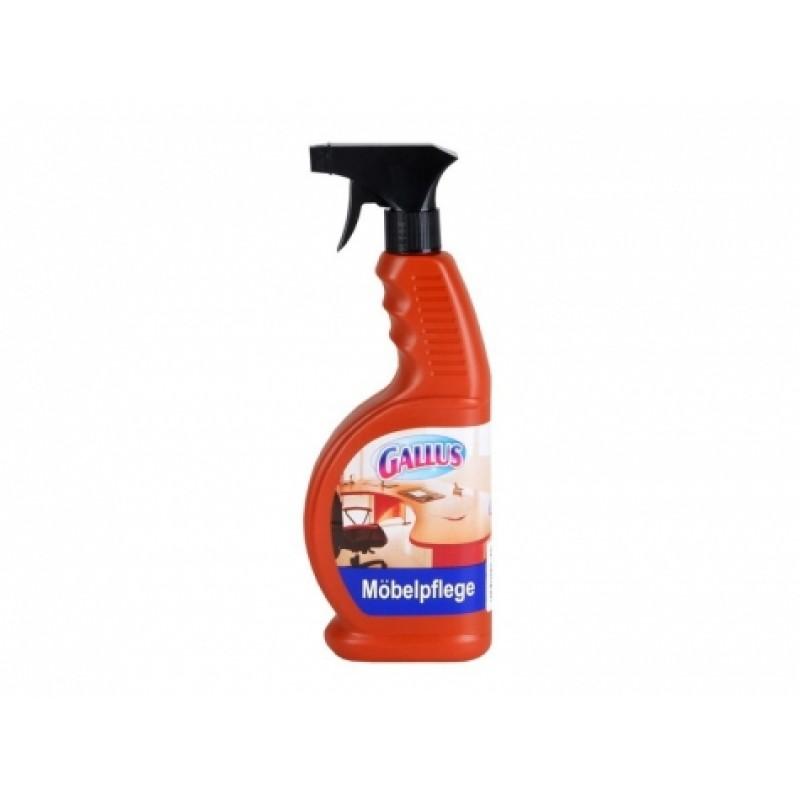 Засіб Gallus Mobelpflege для миття меблів 650мл