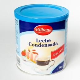 Згущене молоко Milbona 1кг