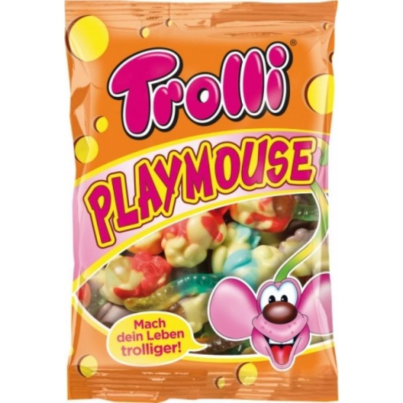 Желейки Trolli Playmouse 200г