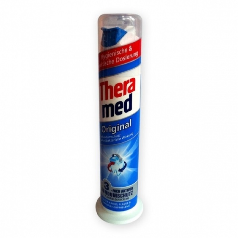 Зубна паста Thera med original 100мл